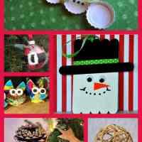 7 Handmade Ornaments That Make Fun Gifts