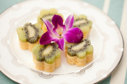 Tres Leches Kiwi Cake
