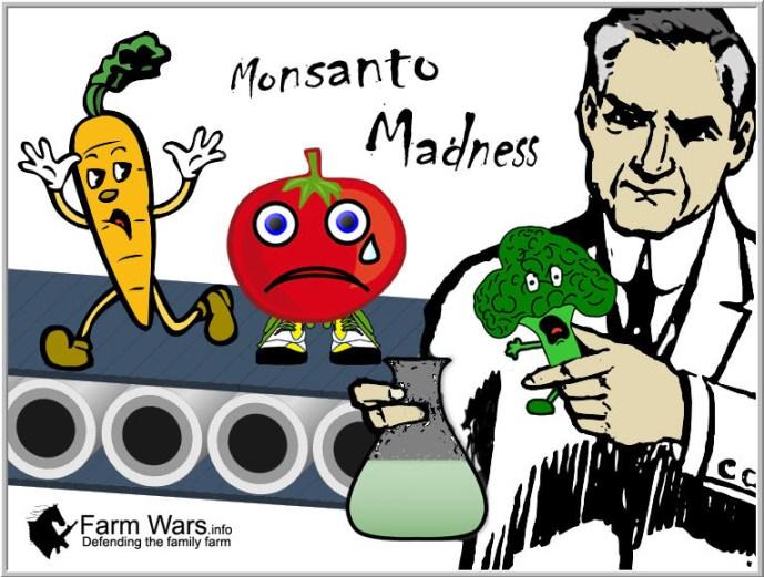Monsanto Madness