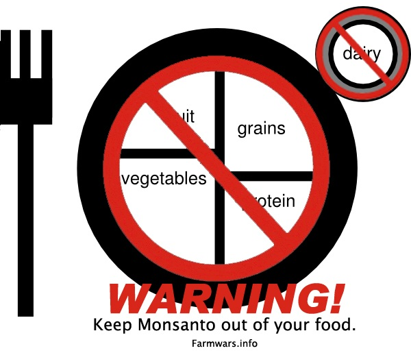 Warning - Monsanto