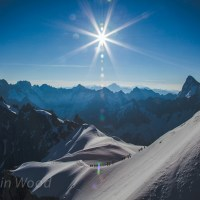 Rapid Ascent 2 - Aiguille du Midi