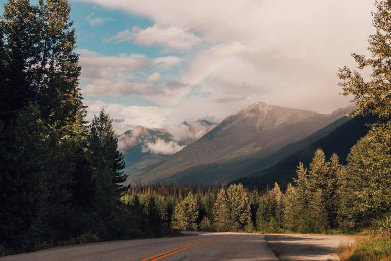 Foto Inspiratie Canada #2 On the Road