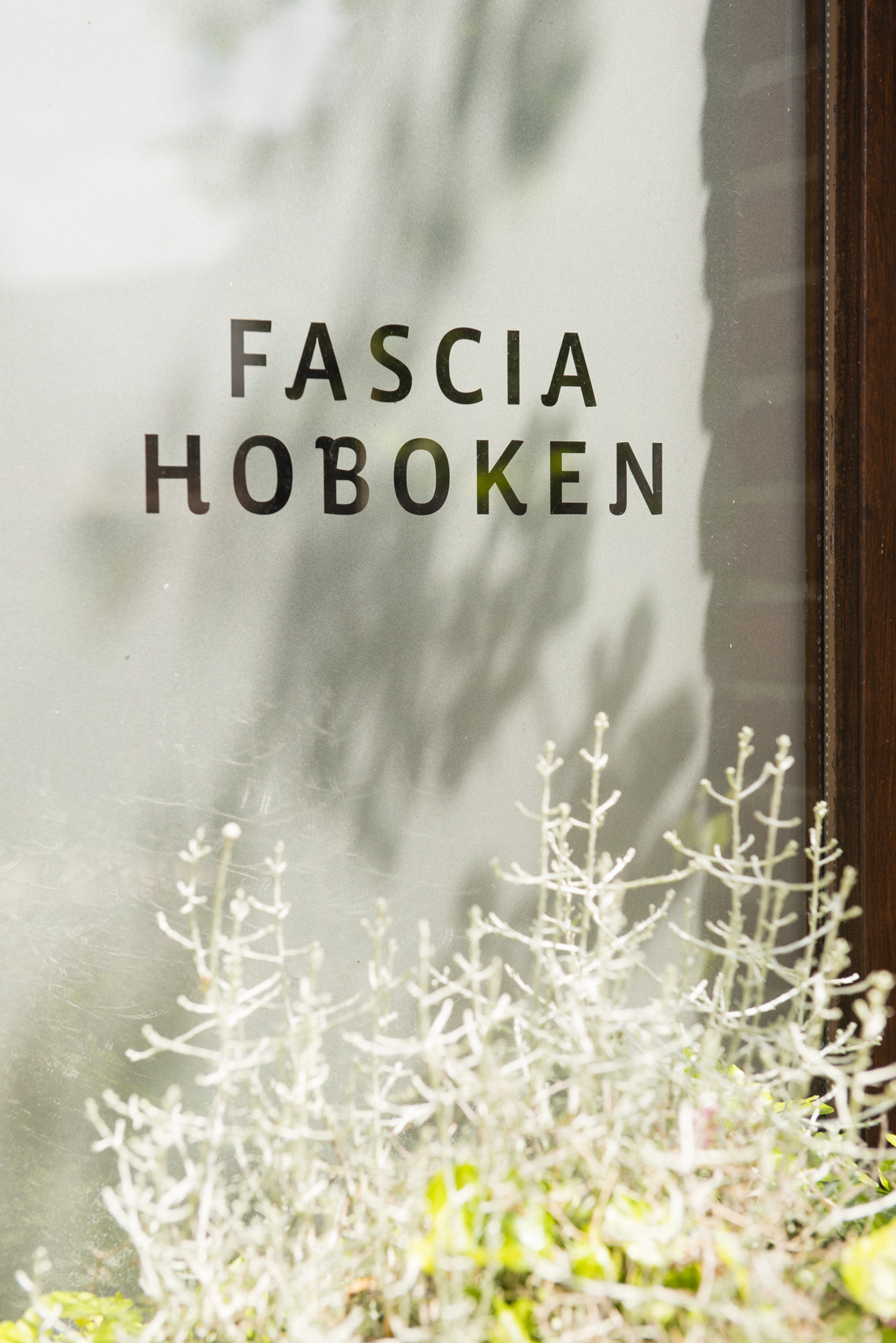 Fascia Hoboken