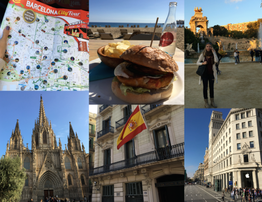 Weekend Travel Barcelona