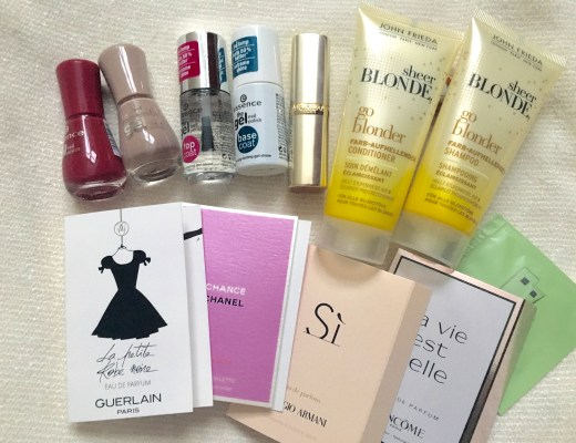 favorite beauty products fashionblog
