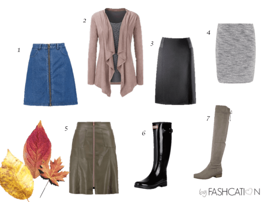 fall fashion outfit inspiration look rock winter autumn herbst fall