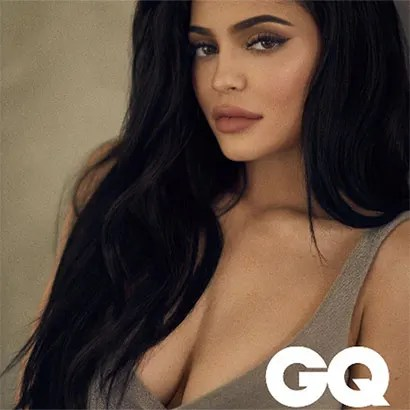 kylie jenner shows off curves in sexy new photoshoot