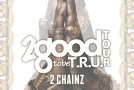 2 Chainz Reveals '2 Good To Be T.R.U.' Tour Dates With Pusha T, August Alsina & Cap 1