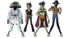 Gorillaz – Do Ya Thing (featuring Andre 3000 and James Murphy) (Video)