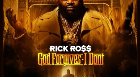 Rick Ross – God Forgives, I Don't [Artwork]