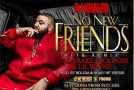 DJ Khaled – No New Friends (Ft. Drake, Lil Wayne & Rick Ross) [Video]