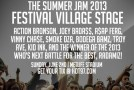 Hot 97 Summer Jam 2013 Festival Village Lineup