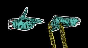 Run The Jewels (El-P & Killer Mike) – Run The Jewels [Artwork & Tracklist]