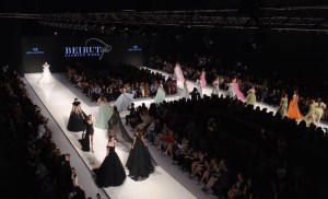 Beirut Fashion Week 2017