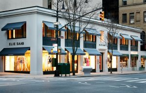 Elie Saab New flagship store New York