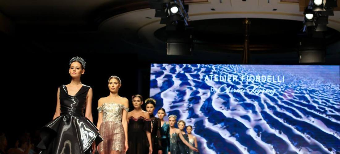 Dresses Selection of the Designers & Brands Fashion Shows