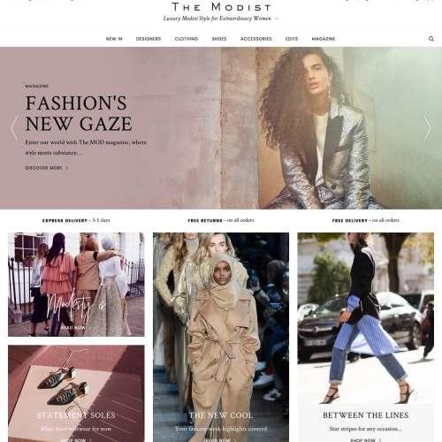 Middle East E-Commerce Takes Flight | BoF