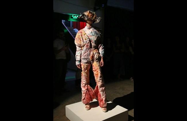 ALBA fashion students show avante-garde creations | News  ,  Lebanon News | THE DAILY STAR