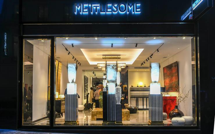 Nouvelle adresse libanaise du design de luxe à Paris