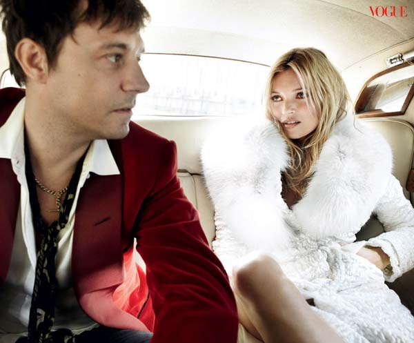 Kate Moss' Wedding Pictures for Vogue September Issue