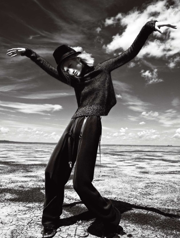 Jasmine Feng in 'Walk the Line' by Yin Chao Numero China 1