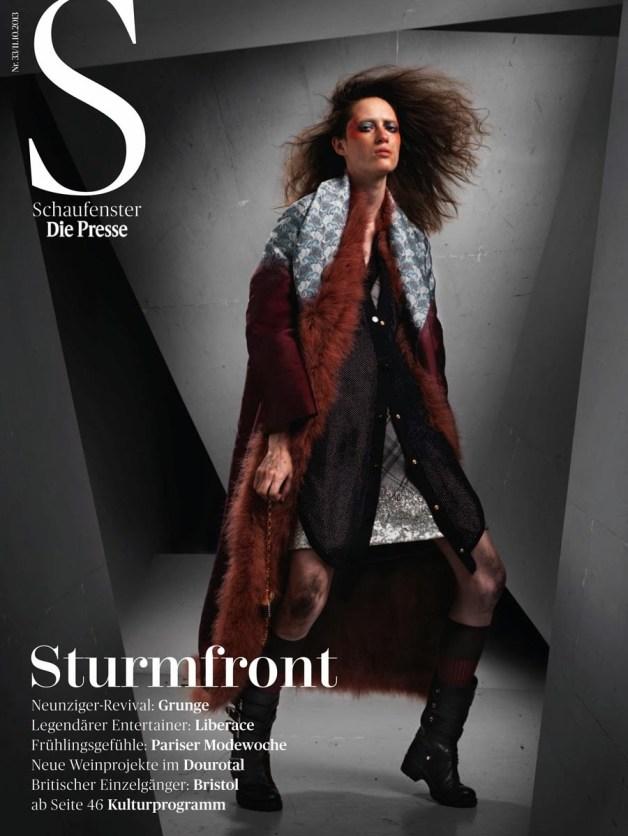 DIE PRESSE Magazine by Bernd Preiml cover