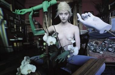 Tim Walker 'In a Silent Way' for Vogue Italia October 2014 6