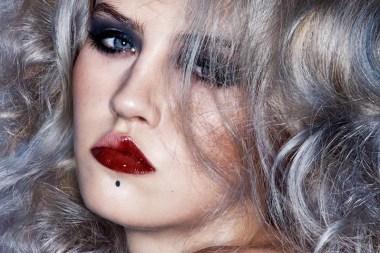 Charlotte Free 'Don't Be Cruel' Purple Fashion 2