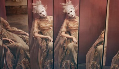 Valery Kaufman by Solve Sundsbo for Vogue Italia