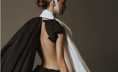 Alina S. in 'Puritatem' by Gioconda and August for Revs 7