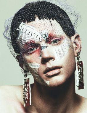 Lyle Linda 'Mix It Up' Models.com 2