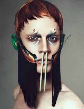 Lyle Linda 'Mix It Up' Models.com 9