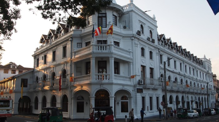 Queen's Hotel, Kandy, Sri Lanka