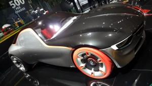 Opel GT Concept @ Salon de l'auto Paris
