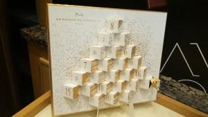 Calendrier de l'Avent by La Maison du Chocolat