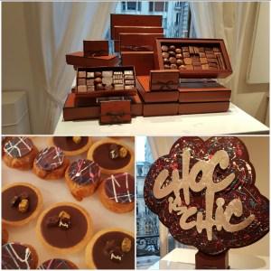 La Maison du Chocolat - 40 ans - Choc is Chic @ Artcurial