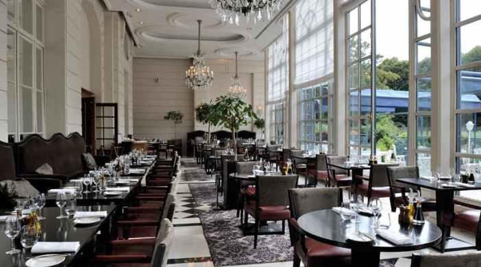 Trianon Palace - Restaurant