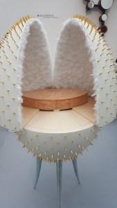Exposition Révélations @ Grand Palais, Nathalie Fosse / Précieuses sculptures