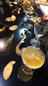 "Cointreau Party - pour la signature du livre ""Night-Time Walks"" avec Alfred Cointreau"