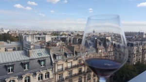 Invitation du Club Vignobles et Signatures au Rooftop du Pullman Eiffel,
