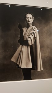 Irving Penn @ Grand Palais, Paris - Lisa Fonssagrives-Penn en Balenciaga