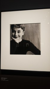 Irving Penn @ Grand Palais, Paris - Audrey Hepburn