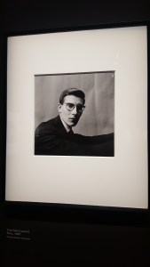 Irving Penn @ Grand Palais, Paris - Yves Saint Laurent