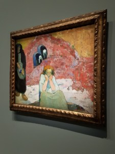 Exposition Gauguin @ Grand Palais