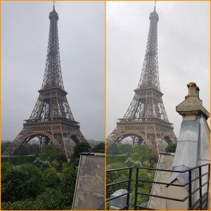 Rooftop Tour Eiffel, Paris 7ème