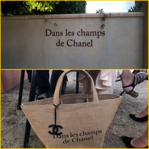 Jardins, Jardin aux Tuileries Paris - 2018 - Chanel