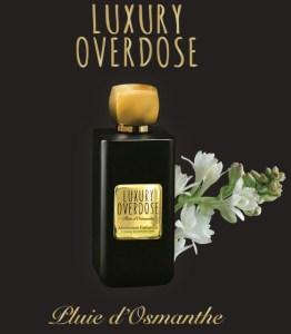 Luxury Overdose par Absolument Parfumeur