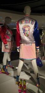 Institut du Monde Arabe, exposition FFF : 100 ans de passion et d'innovations - Manish Arora / Neymar