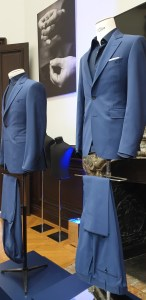 Press Day Smalto rue Bassano - costumes de l'Equipe de France 2019