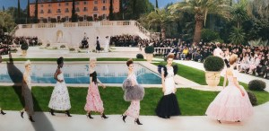"Exposition Karl Lagerfeld - Royal Monceau : ""Lagerfeld, the Chanel Shows"""